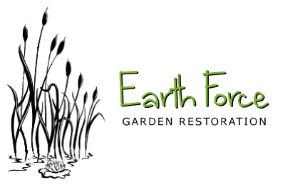 Earthforce Garden Restauration - Jac-Y-Do logo design