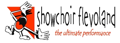 Showchoir Flevoland - Jac-Y-Do logo design