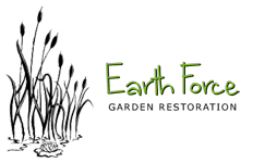 Earth Force Garden Restauration - Jac-Y-Do logo design